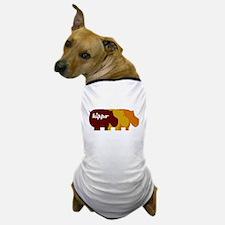 Funny Hippo Dog T-Shirt