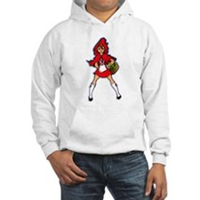 Funny Red riding hood Hoodie