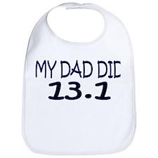 My Dad Did 13.1 Bib