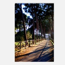 Appian Way Postcards (Package of 8)