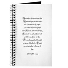 EXODUS 32:1 Journal