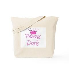 Princess Doris Tote Bag