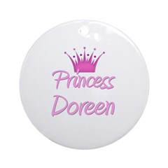 Princess Doreen Ornament (Round)