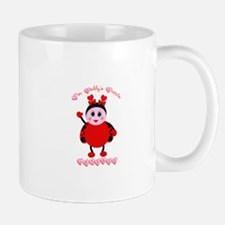 Daddy's Lovebug Mug