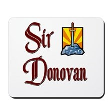 Sir Donovan Mousepad