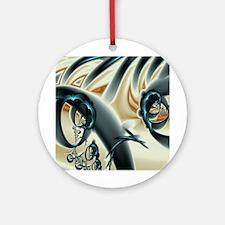 Infinite Jest Fractal Art Ornament (Round)