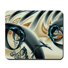 Infinite Jest Fractal Art Mousepad
