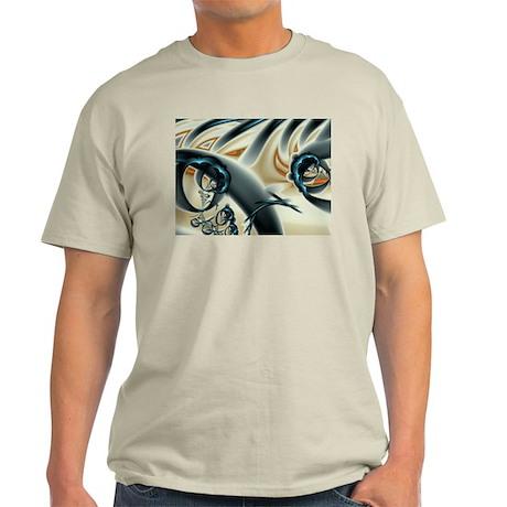 Infinite Jest Fractal Art Light T-Shirt