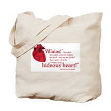Telltale Heart Tote Bag