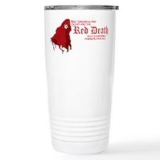 Red Death Travel Mug