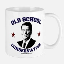Old School Conservative Mug