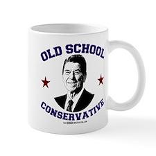 Old School Conservative Small Mug