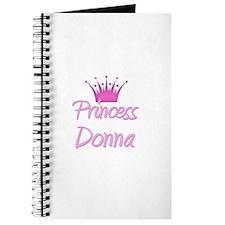 Princess Donna Journal