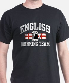 English Drinking Team T-Shirt