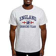 English Drinking Team T-Shirt