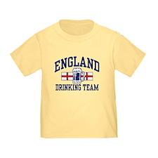English Drinking Team T