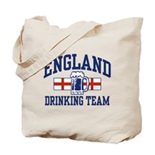 English Drinking Team Tote Bag