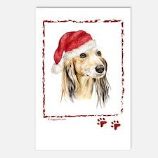 Special design Saluki dog Postcards (Package of 8)