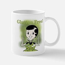 Glutton Free Humor Mug