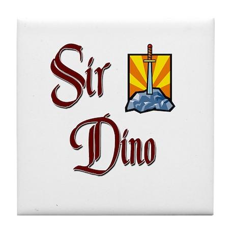Sir Dino Tile Coaster