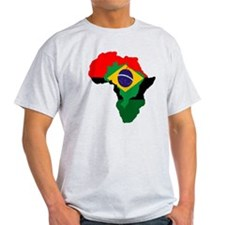 Brazil/Africa Union T-Shirt (light)