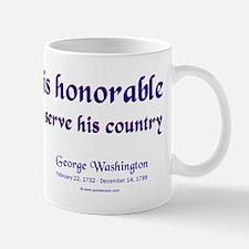Honor - Mug