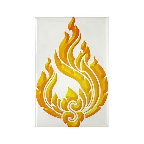 Granok Symbol Rectangle Magnet (10 pack)