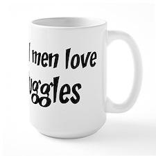 Men have Puggles Mug