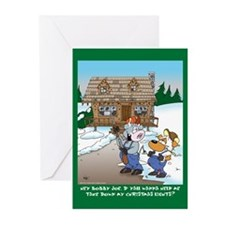 Take Down (Xmas Cards Greeting Cards 10 Pk)