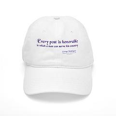 Honor - Baseball Cap