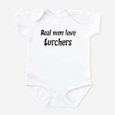 Men have Lurchers Infant Bodysuit