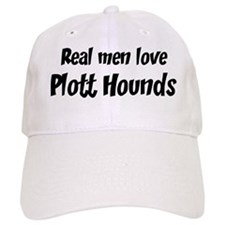Men have Plott Hounds Baseball Cap