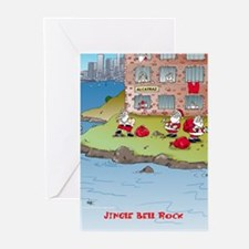 Jingle Bell Rock(Xmas Cards Greeting Cards 10 Pk)