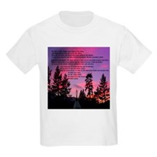 Lakota Great Spirit Prayer T-Shirt