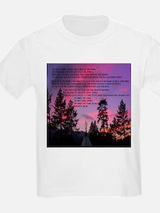 Lakota Great Spirit Prayer T-Shirt