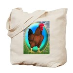 Broiler Opal Chicken Tote Bag