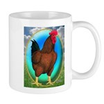 Broiler Opal Chicken Mug