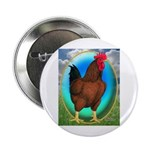 "Broiler Opal Chicken 2.25"" Button"