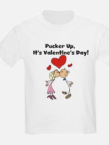 Pucker Up Valentine T-Shirt
