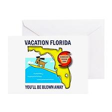 #1 Hurricane Wilma Greeting Cards (Pk of 10)