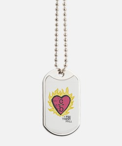 Raven one tree hill Dog Tags