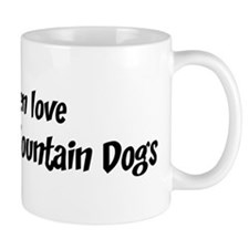 Men have Entlebucher Mountain Mug