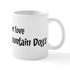 Men have Entlebucher Mountain Small Mug