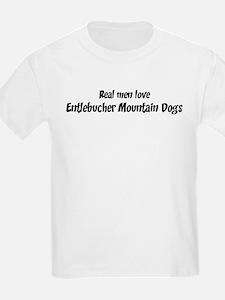Men have Entlebucher Mountain T-Shirt