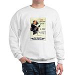 Join the Navy Sweatshirt