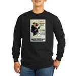 Join the Navy Long Sleeve Dark T-Shirt