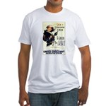 Join the Navy Fitted T-Shirt