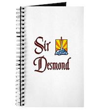 Sir Desmond Journal