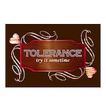 Progressive Tolerance Postcards (Package of 8)
