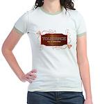 Progressive Tolerance Jr. Ringer T-Shirt
